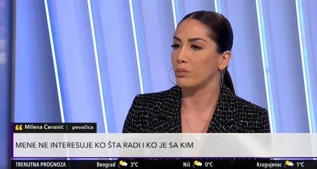 POTPUNO NEOČEKIVANO! Milena Ćeranić PROGOVORILA o prevarama, pa ŠOKIRALA sve reakcijom! To je NAJNORMALNIJE! (KURIR TELEVIZIJA)