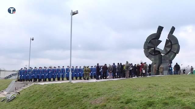Obeležavanje Međunarodnog dana sećanja na žrtve Holokausta (VIDEO)