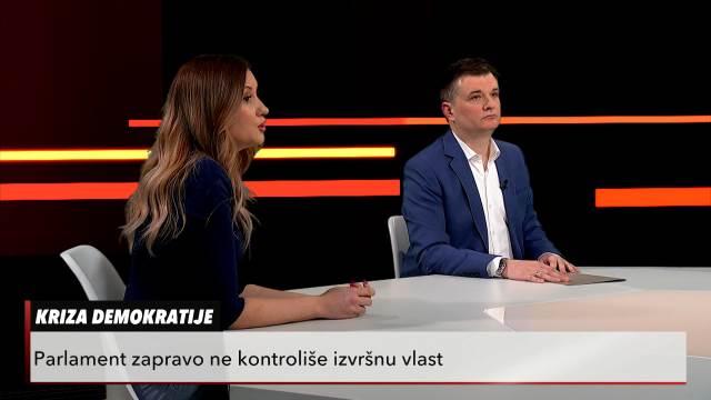USKORO DIJALOG VLASTI I OPOZICIJE! Jovanov i Jerkov o tome kome je razgovor potrebniji (KURIR TELEVIZIJA)