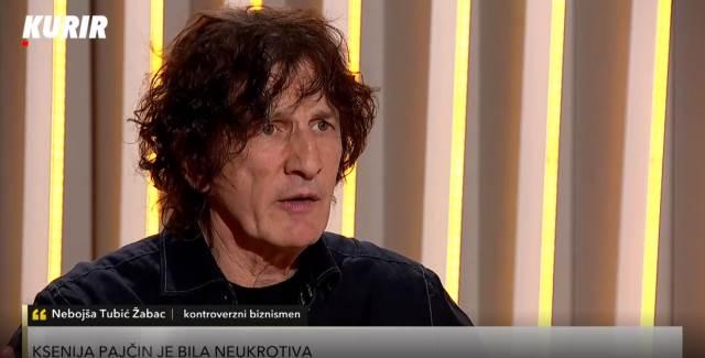 ŽABAC OTKRIO U SCENIRANJU: Bio sam između dve vatre - Ivane Berendike i Sandre Meljičenko (KURIR TELEVIZIJA)