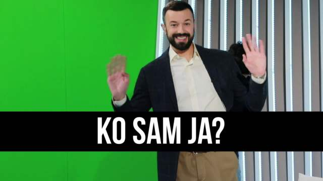 KO SAM JA: Miloš Anđelković, Kurir TV lice