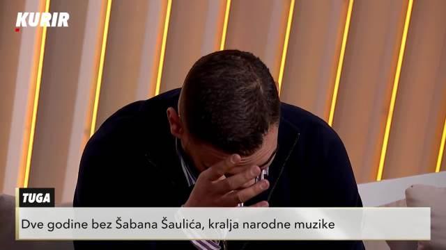 PRETUŽNO! ČUJU SE SAMO SUZE U STUDIJU: Šabanov prijatelj OPISAO POTRESNE momente nakon tragedije! Svi zanemeli (KURIR TELEVIZIJA)