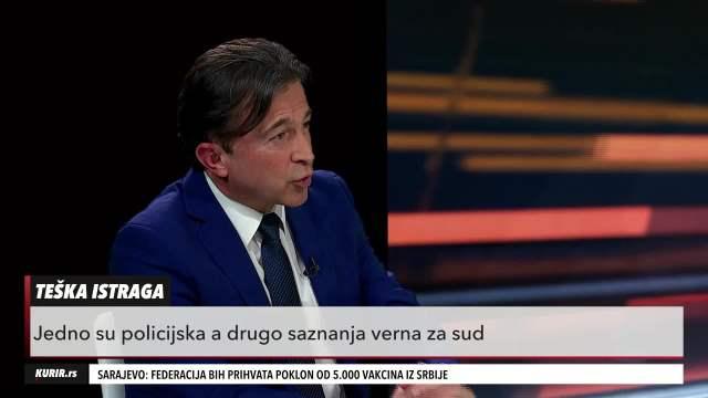 DEKAN FAKULTETA ZA BEZBEDNOST: Najjača narkomafija u Evropi je ALBANSKA, a Crna Gora joj je produžena ruka (KURIR TELEVIZIJA)