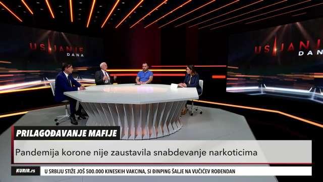 KO SU ČISTAČI! Marko Nicović otkriva detalje profesije koja zarađuje na profesionalnim ubistvima (KURIR TELEVIZIJA)