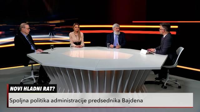 PRITISAK DA SE PRIZNA KOSOVO I PRIKLONI ZAPADNIM VREDNOSTIMA: Šta Srbija može da očekuje od Bajdenove vlasti (KURIR TELEVIZIJA)