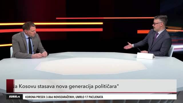 ŠTA JE REKAO LAJČAK? Mijačić o sporazumu Beograda i Prištine (KURIR TELEVIZIJA)