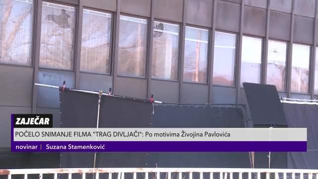 TELEVIZIJA KURIR U KUĆI ZAČETNIKA CRNOG TALASA ŽIKE PAVLOVIĆA: Počelo snimanje filma Trag divljači, u režiji njegovog sina
