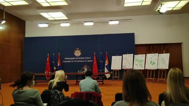 SARADNJA SRBIJE I KINE: Posle sastanka sledi obraćanje predsednika Vučića (KURIR TELEVIZIJA)