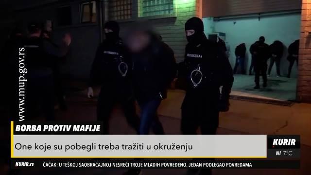 BRUTALNE METODE LIKVIDIRANJA VELJE NEVOLJE: Kriminalna grupa UBIJALA  po ugledu na džihadiste! (KURIR TELEVIZIJA)