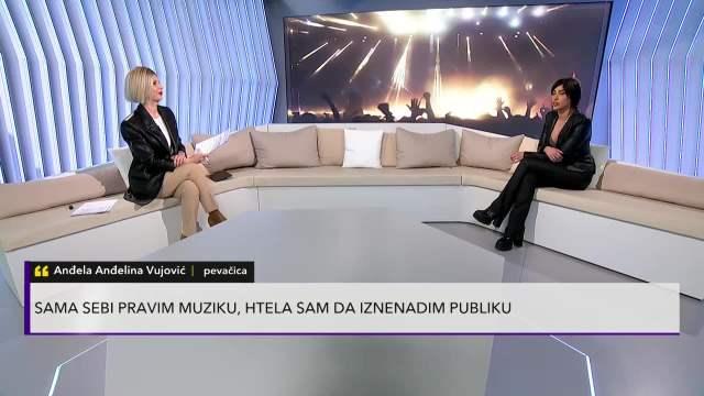 ANGELINA PROGOVORILA O NOVOJ LJUBAVI! Raskinula sa sinom Olivere Ćirković, pa otrkrila da li ima NEKOG NOVOG (KURIR TELEVIZIJA)
