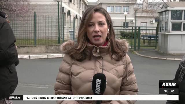Saslušavanje Vladimira Vuletića u svojstvu građanina u SBPOK