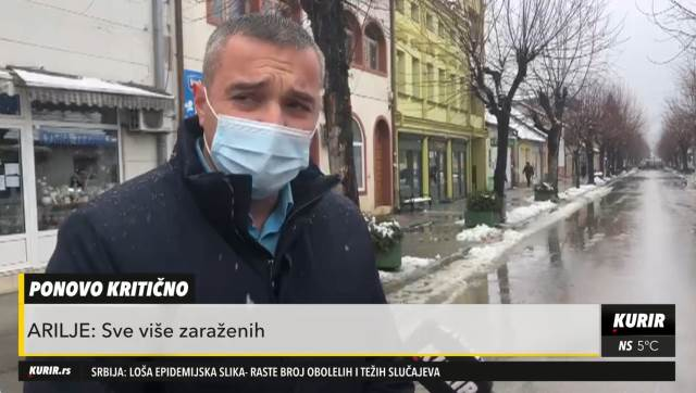 Arilje novo žarište u Srbiji, organizovani 18. rođendani