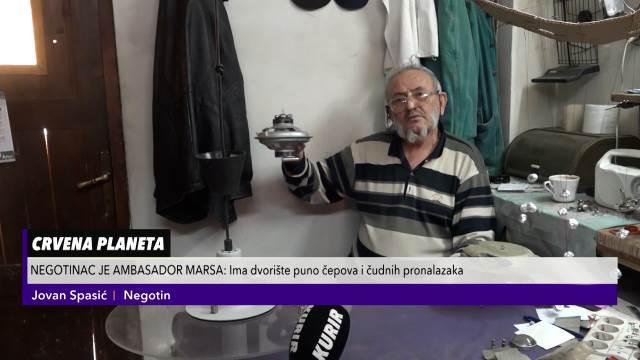 Jovan Spasić iz Negotina tvrdi da su ga oteli vanzemaljci