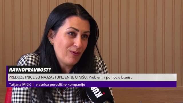 Opština Medijana ima najveći broj žena preduzetnica u Srbiji