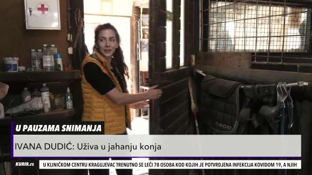 IVANA DUDIĆ:  Ovo je velika ljubav srpske glumice
