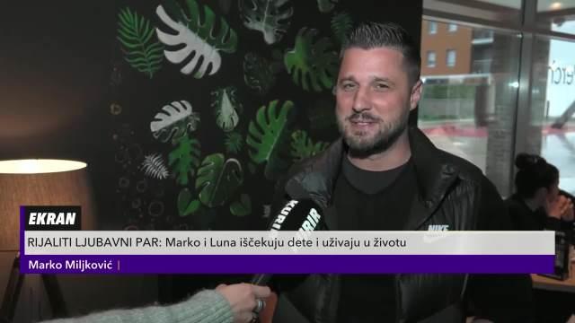 Marko Miljković progovorio o donacijama za njega i Lunu pa otkrio kako se trudnica oseća nakon Dubaija!