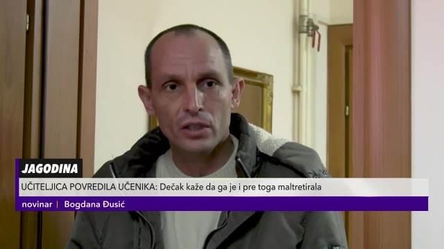 Otac izneo detalje nasilja učiteljice nad detetom