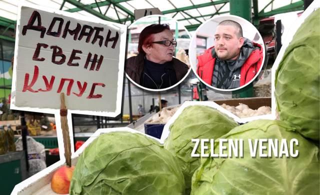 NE PRODAJE SE NIŠTA, NE MOŽE SE ZARADITI ZA ŽIVOT: Teška ispovest prodavca sa Zelenog venca u doba korone