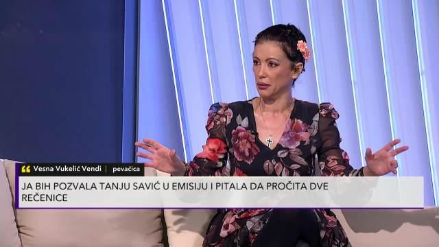 Vendi šokirala: Tanja Savić je nepismena