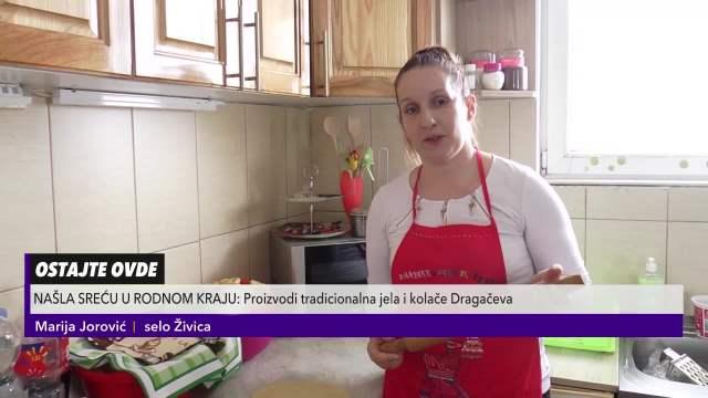 Voždovčanka iz dragečevskog sela pokrenula sopstvenu proizvodnju pita i kolača