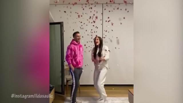 ŠABANOV UNUK POSTAJE OTAC! Devojka Luke Adžića TRUDNA, otkrili su kog je pola BEBA! (VIDEO)