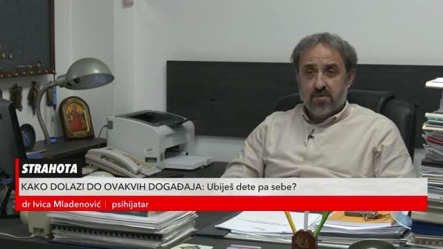 Psihijatar objašnjava šta je dovelo do toga da otac ubije sina u Barajevu