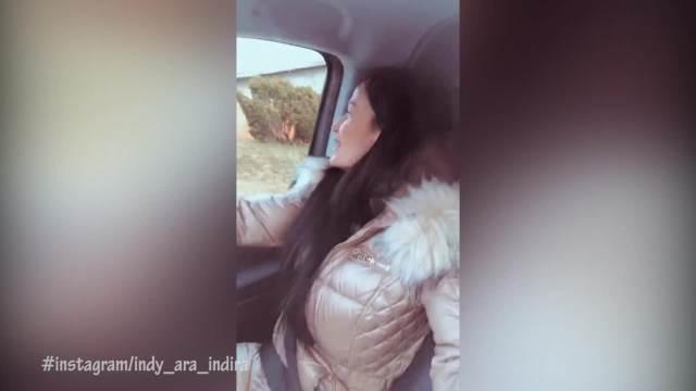TAKO TO RADE ŽENE U DANSKOJ: Indi Aradinović oprobala se u MUŠKOM poslu, kaže da joj ide kao po LOJU! (VIDEO)