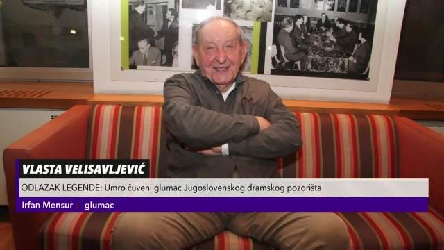 Irfan Mensur o Vlasti Velisavljeviću
