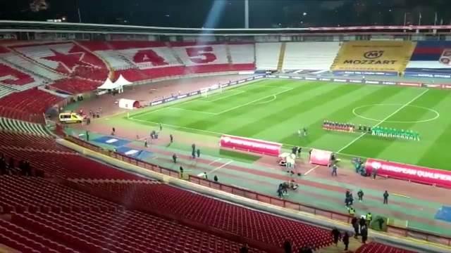 ORLOVI POLETELI KA KATARU: Uz himnu Bože pravde Piksije ekipa započela kvalifikacije za Mundijal