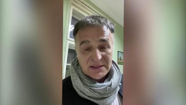 VIDEO OBRAĆANJE BRANISLAVA LEČIĆA POSLE SASLUŠANJA: Znajte da sam POLIGRAF PROŠAO!
