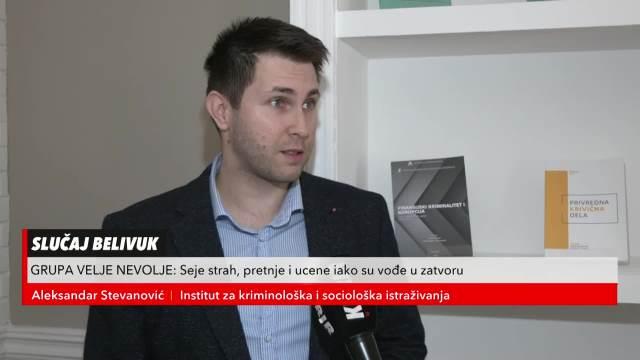 Aleksandar Stevanović: Ko su naslednici Veljka Belivuka
