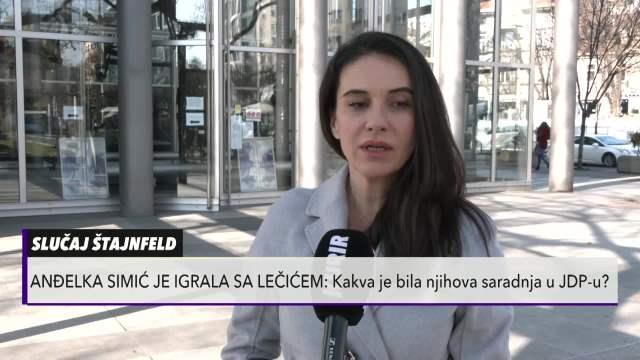 Anđelka Simić o Branisalvu Lečiću