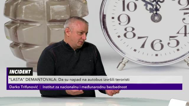 Darko Trifunović o napadu na vozača Laste