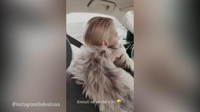 NAJLEPŠE JE KOD MAME: Bekvalčeva otišla sa decom u Novi Sad i NEĆE NIŠTA DA RADI! Pokazala koliko UŽIVA (VIDEO)