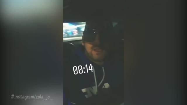 ŠTA JE RADIO ZOLA DOK JE MILJANA BRIJALA GLAVU? Bivši dečko Kulićeve uživa van rijalitija, zaboravio na nju! (VIDEO)