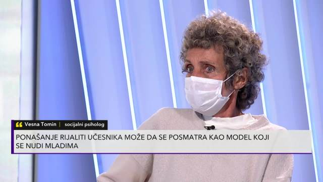 Psiholog Vesna Tomin o Miljani Kulić
