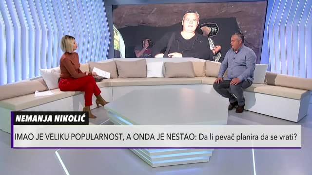 Nemanja Nikolić kaže da nije nestao sa ESTRADE, ali ima razlog što se NE POJAVLJUJE ČESTO
