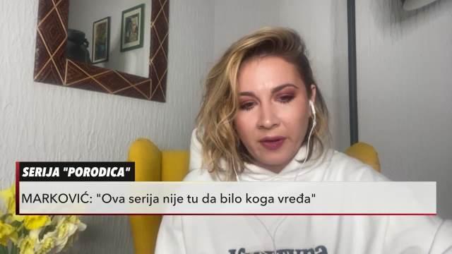 Glumica kliknula sa Marijom Milošević