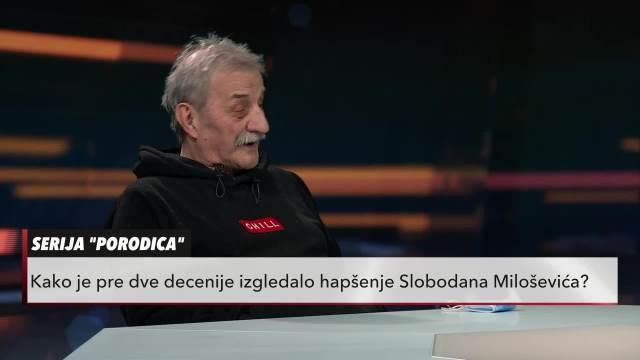 Ljubisa Ristić o seriji Porodica