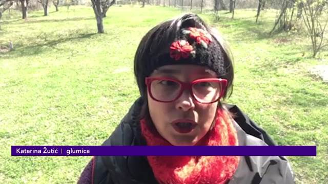 Katarina Žutić o ulozi Slavice Đukić Dajanović u seriji Porodica