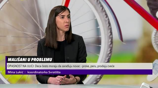 MINA LUKIĆ i METI KAMBERI U PULSU SRBIJE: Opasnosti koje vrebaju decu na ulici