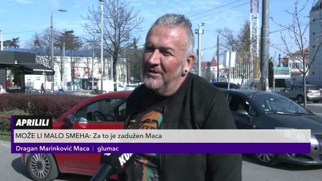Dragan Marinković Maca o Prvom aprilu