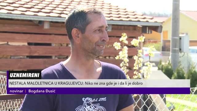 Nestala devojčica u Kragujevcu