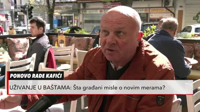 Anketa Kurir televizije: Šta Beograđani misle o novim merama Kriznog štaba