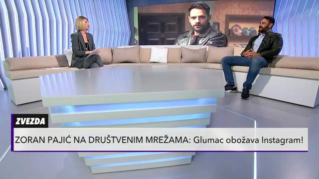 Zoran Pajić u Pulsu Srbije popularan na društvenim mrežama