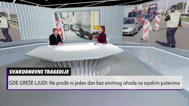 Damir Okanović: Ovo su glavni uzroci saobraćajnih nesreća