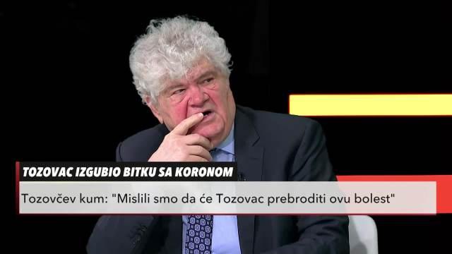 Ratko Rađenović kum Predraga Živkovića Tozovca: On je bio Aristotel, pamet mu je neprestano radila