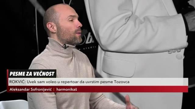 Aca Sofronijevic o Tozovcu: Sve je radio savršeno, bio je odličan harmonikaš