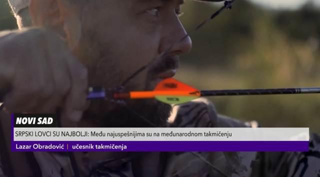 Srbi među najboljim lovcima na međunarodnom takmičenju