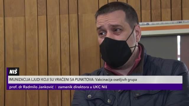 Doktor Radmilo Janković o prognozama za izlazak Srbije iz pandemije
